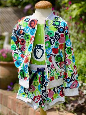 Boboli girls T-shirt & shorts 225122-225133