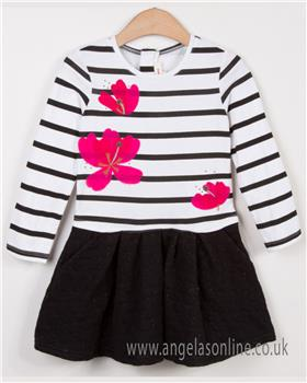 Catimini girls dress CM30555