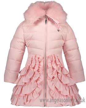 S&D Le Chic girls winter coat C8075202 Pink