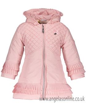 S&D Le Chic girls winter coat C8075215 Pink