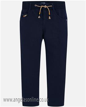 Mayoral boys trousers 4540-18 navy