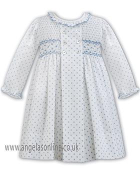 Sarah Louise Girls Winter Dress 011315-18 AS