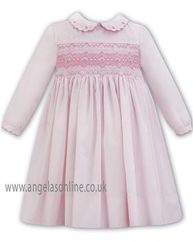 Sarah Louise Girls Winter Dress 011309L-18 PK