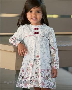 Sarah Louise Girls Winter Dress 011407-18 AS
