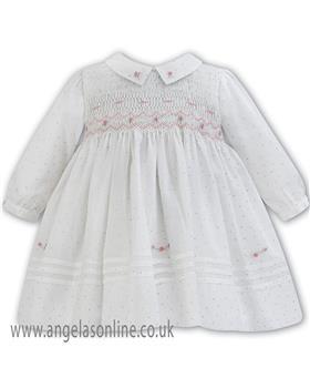 Sarah Louise Girls Winter Dress 011360-18 AS