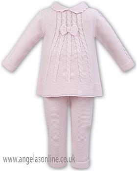 Sarah Louise Girls Winter Two Piece 008057-18 PK