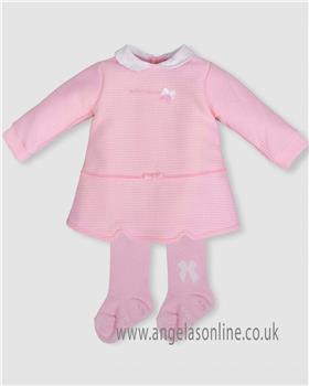 Tutto Piccolo girls dress & tights 5293-18