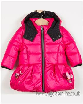 Catimini girls coat CM42043