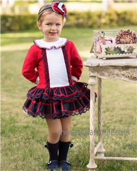 Dolce Petit Girls dress 24-2200-V
