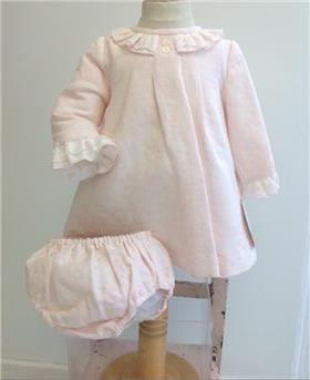 Dolce Petit baby girls dress & knicks 24-2015-VB
