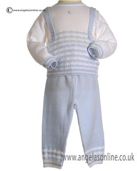 Pretty Originals Boys 2Pce JPE2180E Blue