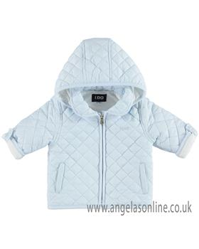I DO Boys Padded Jacket  V466-18 BL