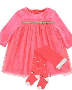 Billieblush girls dress U02218-18 pink