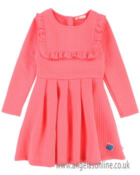 Billieblush girls dress U12395-18 Pink