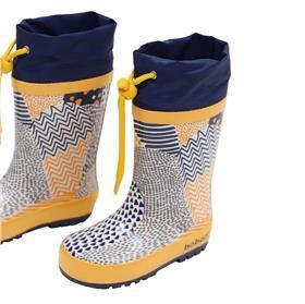 Boboli girls wellington boots 226112 yellow