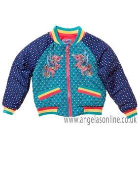 Rosalita Senorita girls bomber jacket Teide -6
