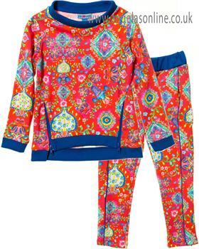 Rosalita Senorita girls sweatshirt & trousers ACONCAGUA 10-9