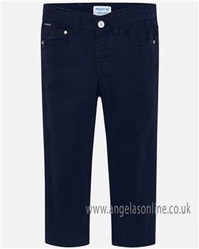 Mayoral Boys Trousers 41 Navy