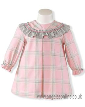Miranda Baby Girls Dress 24-0177-V