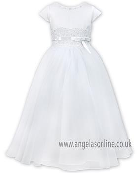 Sarah Louise girls communion dress 090067
