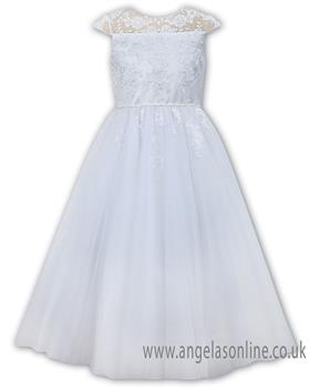 Sarah Louise girls communion dress 090064