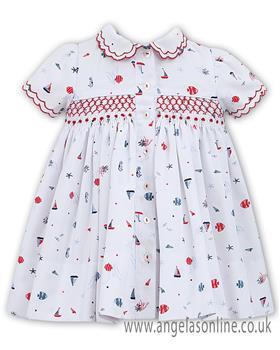 Dani girls summer dress D09324-19