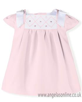 Miranda Baby Girls Dress & Knicks 25-0068-V-19 PK