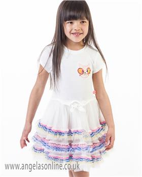 Billieblush girls dress U-12475-19 A/S