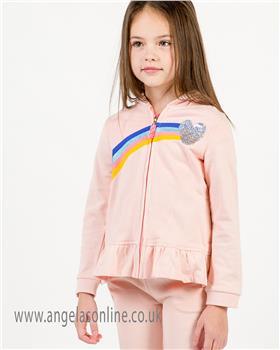 Billieblush girls T-shirt & jog suit U-15608-18091-19 A/S