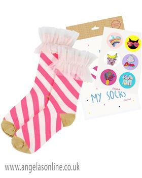 Billieblush girls socks U-10295-19 A/S