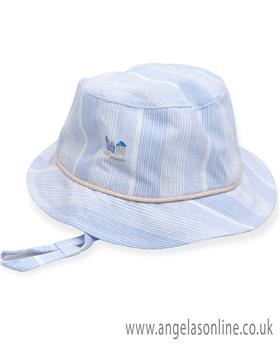 Tutto Piccolo boys hat 6985-19 Blue