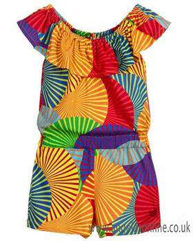 Agatha Ruiz girls dungaree all in one 7MC0199-19