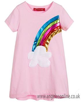Agatha Ruiz girls summer dress 7VE3172-19