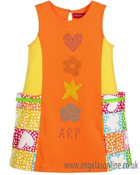 Agatha Ruiz girls summer dress 7VE3170-19