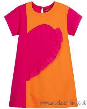 Agatha Ruiz girls wave dress 7VE3180-19