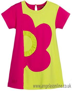 Agatha Ruiz girls wave dress 7VE3181-19
