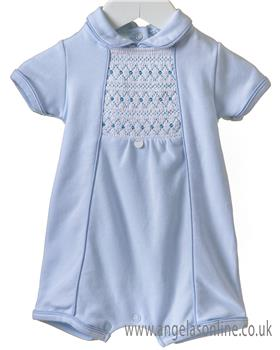 Bluesbaby boys romper RR0158-19 Blue