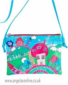 Rosalita Senorita girls bag APRICOT 012-19
