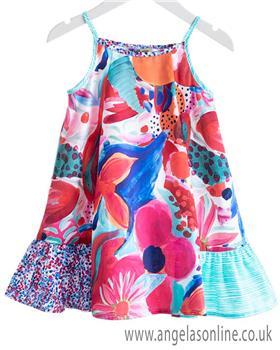 Rosalita Senorita girls dress BAMBOO 1-19