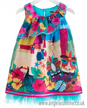 Rosalita Senorita girl dress MELISSA 1-19