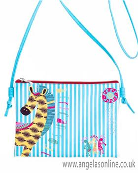 Rosalita Senorita girls bag ORANGE 012-19