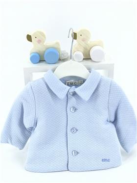 EMC Baby Boys Jacket CE1111-17 BLUE